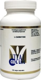Vital Cell Life L-Carnitine 335 mg