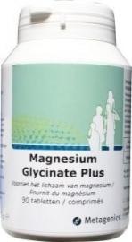 Metagenics Magnesium glycinate plus 90 tabletten