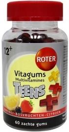 Roter Vitagums teens