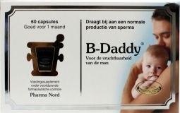 Pharmanord B Daddy 60 capsules