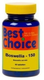 Best Choice Boswellia 150