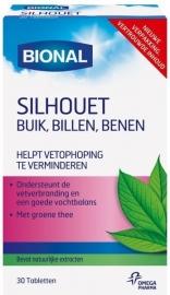 Bional Silhouet 30 tabletten
