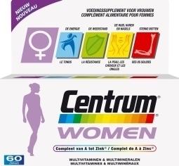 Centrum Women 60 tabletten