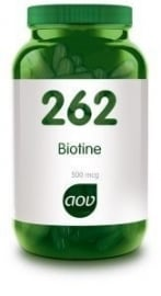 AOV 262 Biotine 500mcg 90 capsules
