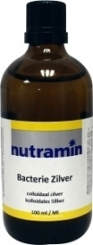 Nutramin Bacterie zilver 50 ppm 100ml