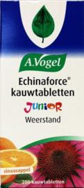 A. Vogel Echinaforce Junior 200 kauwtabletten