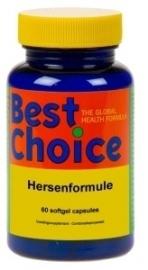Best Choice Hersenformule 60 capsules