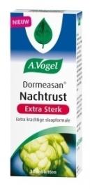 A. Vogel Dormeasan nachtrust extra sterk 30 tabletten