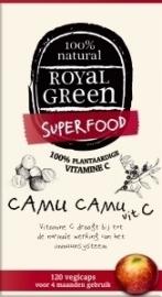Royal Green Camu camu vitamine C 120 capsules
