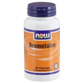NOW Bromelaine 60 capsules