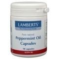Lamberts Pepermuntolie 90 capsules