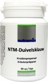 Nutramin NTM duivelsklauw 150mg extract 90 capsules