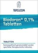 Weleda Biodoron 0.1% 250 tabletten