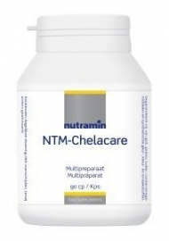 Nutramin NTM Chelacare 90 capsules