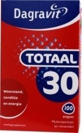 Dagravit Totaal 30 100 dragees