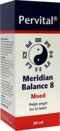 Pervital Meridian balance 8 moed