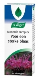 A. Vogel Monarda complex