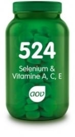 AOV 524 Selenium vit A C E 90 tabletten