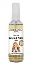 Golden Naturals Luizen en neten spray away 100ml