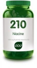 AOV 210 Niacine 60 capsules