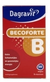 Dagravit Becoforte 100 drg