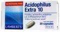 Lamberts Acidophilus Extra 10, 30 capsules