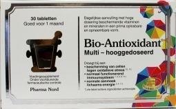 Pharmanord Bio Antioxidant 30 tabletten