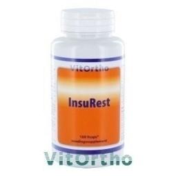 NOW Insurest Insustrate 100 capsules