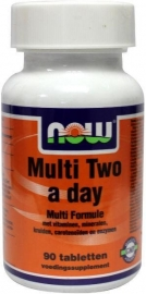 NOW Multi Two a day 90 tabletten