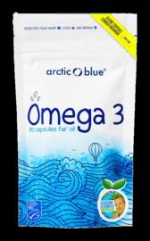 Arctic Blue Omega 3 visolie MSC