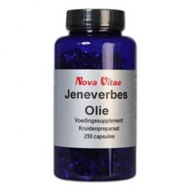 Nova Vitae Jeneverbesolie 250 capsules