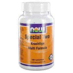 NOW Multi Two a day 180 tabletten