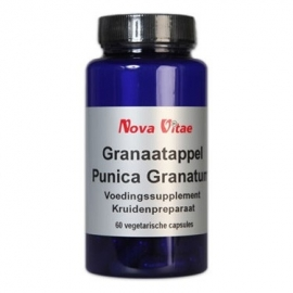 Nova Vitae Granaatappel Pomegranate 120 capsules
