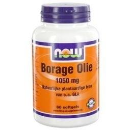 NOW Borage Oil 1000 mg