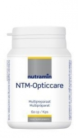 Nutramin NTM Opticcare 60 capsules