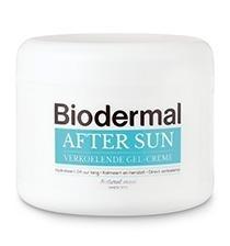 Biodermal Aftersun verkoelende gel crème