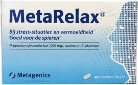 Metagenics Metarelax 45 + 15 tabletten