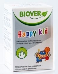 Biover Kids multivit 120 zuigtabletten