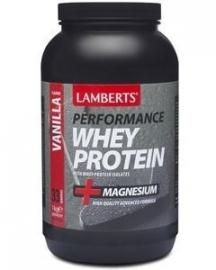 Lamberts Whey Protein Vanilla 1000 gram