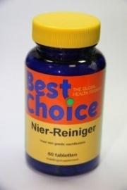 Best Choice Nierreiniger vochtbalans