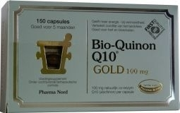 Pharmanord Bio quinon Q10 gold 100mg 150 capsules