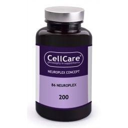 Cell Care B6 Neuroplex 200 tabletten