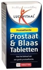 Lucovitaal Prostaat & blaas 180 tabletten