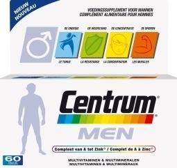 Centrum Men 60 tabletten