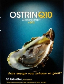 Ostrin Plus Q10 oesterextract + GTZ611