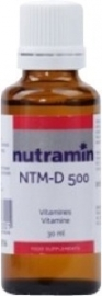 Nutramin NTM D500 30ml