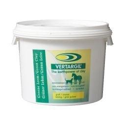 Vertargil grof poeder veterinair 2500 gram