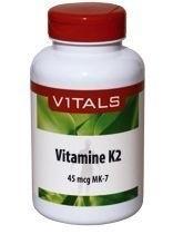 Vitals Vitamine K2 45 mcg 60 capsules