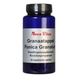 Nova Vitae Granaatappelextract 60 capsules