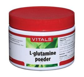 Vitals L-Glutamine poeder
